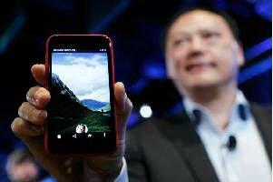 Питер Чоу и HTC First