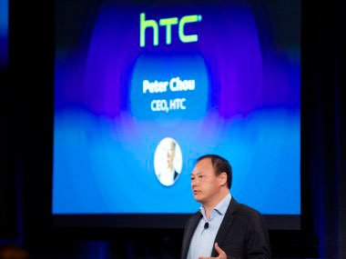 Питер Чоу, HTC