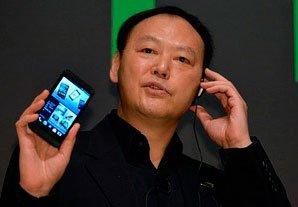 Питер Чоу и черный HTC One