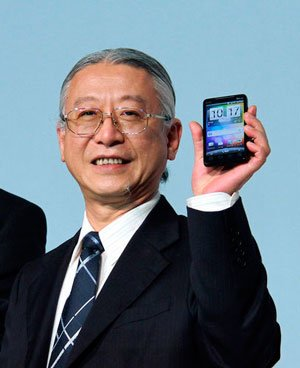 Фред Лю, новый директор по производству HTC