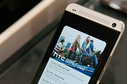 HTC BlinkFeed