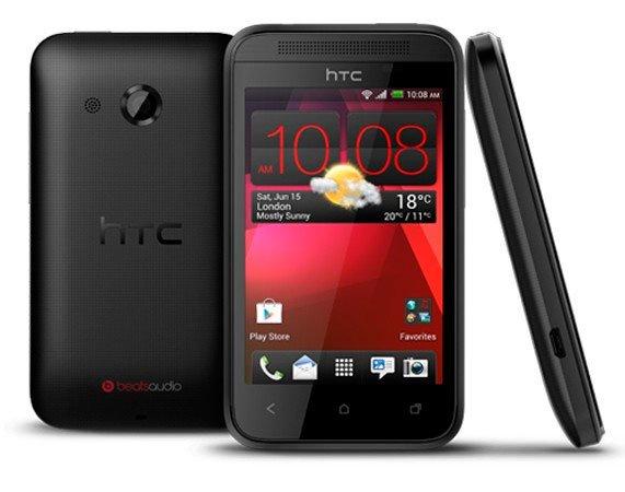 Фото HTC Desire 200