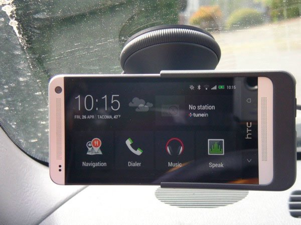 Автодержатель D160 для HTC One