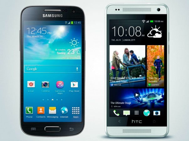 Samsung Galaxy S4 Mini или HTC One Mini: сравнение и выбор