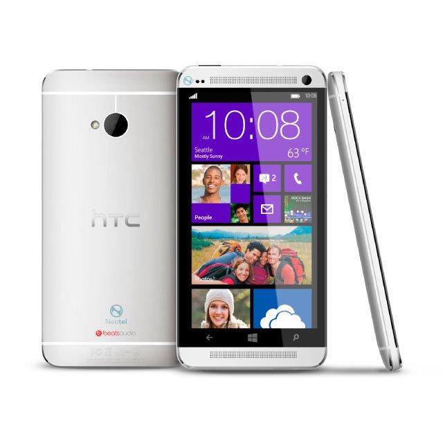 HTC представит версию One на базе Windows Phone 8 (компьютерная модель)