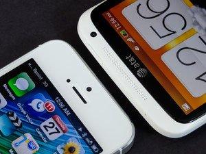 Apple и HTC