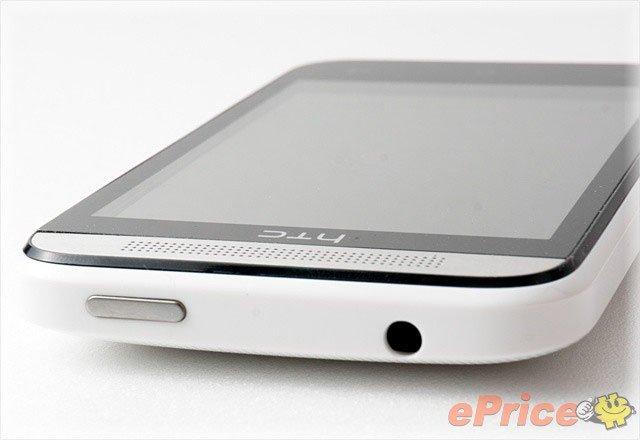 HTC Desire 200 сверху