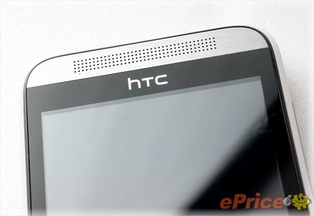 HTC Desire 200 — верх лицевой стороны