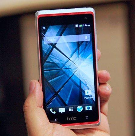 HTC Desire 600 Dual Sim — вид спереди