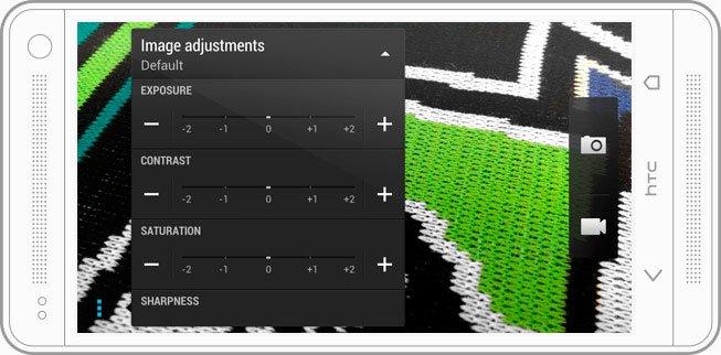 Советы по настройке экспозиции при съемке на HTC One