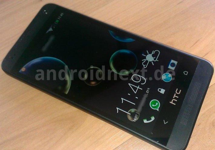 HTC One Mini спереди