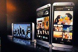HTC усовершенствует One в 2013-м и выпустит флагман HTC M8 в 2014-м