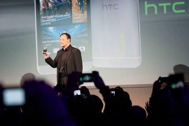 HTC Питер Чоу