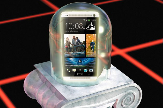 HTC One — эталон среди смартфонов