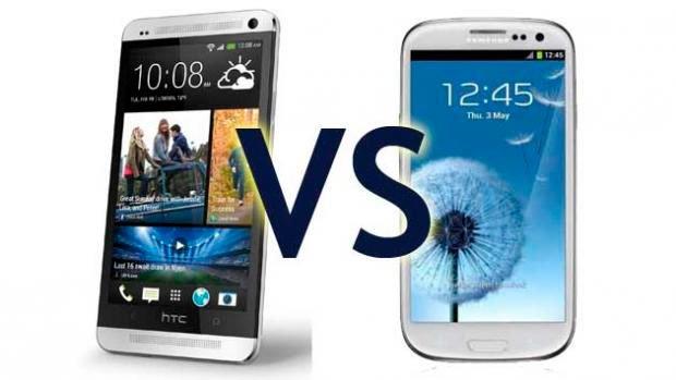 HTC One или Samsung Galaxy S III