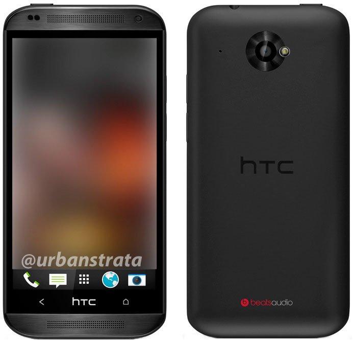 HTC Zara (Desire 601)
