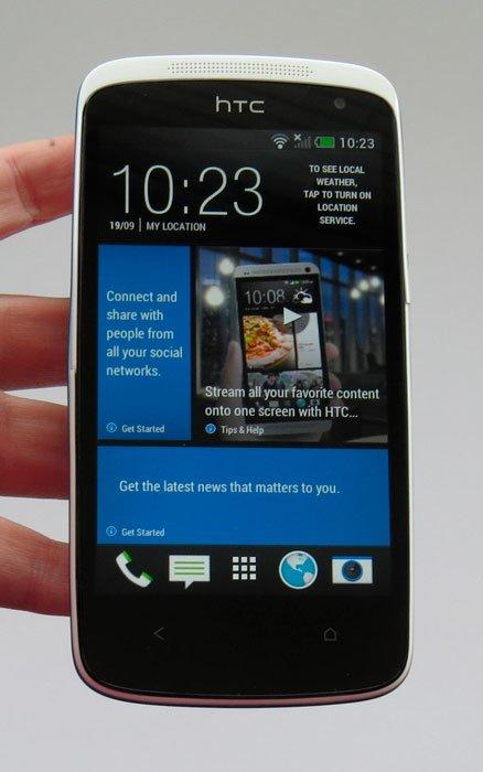 BlinkFeed в HTC Desire 500