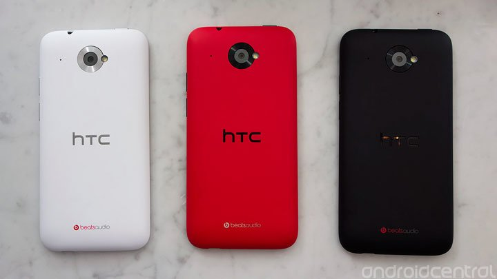 HTC Desire 601 трех цветов