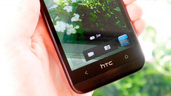 HTC Desire 601 — режим Zoe