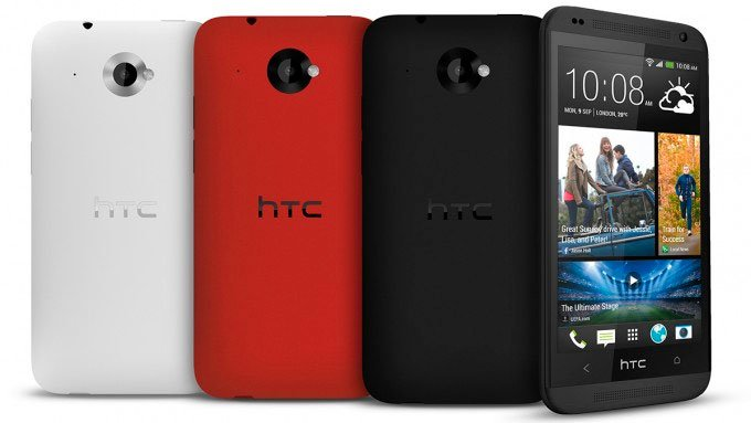 Фотография HTC Desire 601