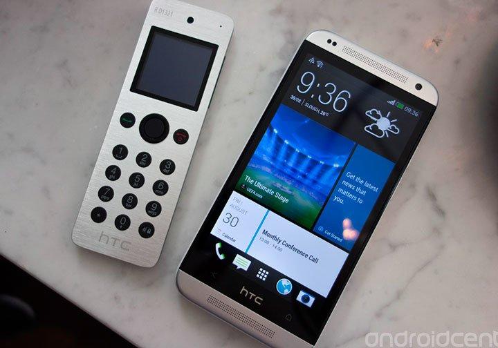HTC Desire 601 и HTC Mini+