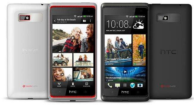 dual-SIM телефон HTC