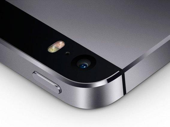 Вспышка в iPhone 5s