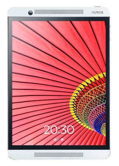 Ноунейм-планшет в стиле HTC One