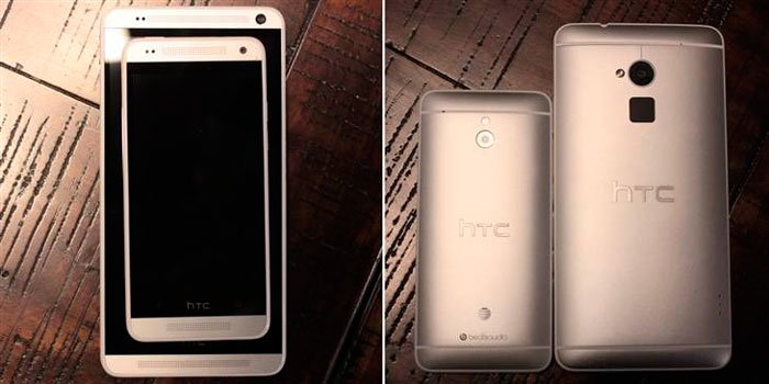 HTC One max и One mini