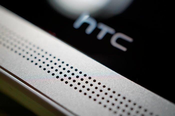 Решетка динамика BoomSound в HTC One max