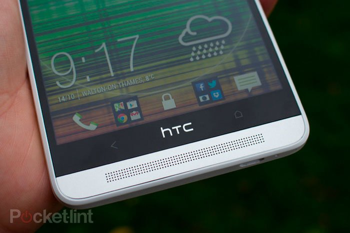 Динамик BoomSound в HTC One max
