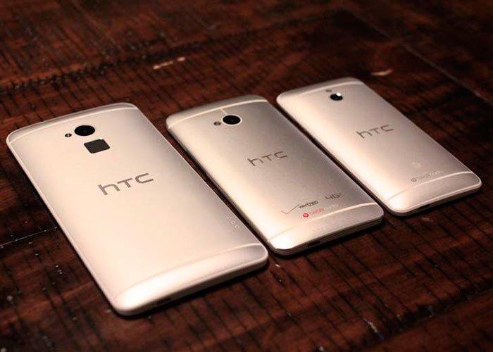 HTC One max, One и One mini