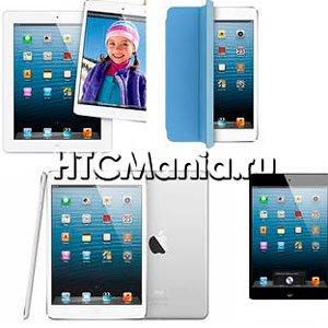 Новые планшеты iPad ударят по продажам дорогих планшетов