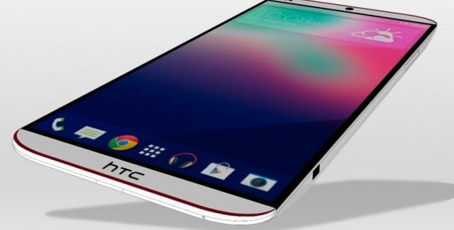 Концепт смартфона HTC