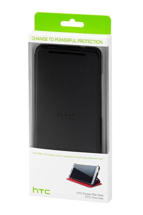 Чехол-аккумулятор HTC HC B100 для One max в фирменной упаковке