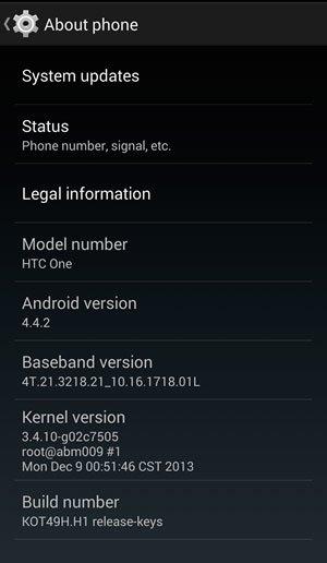 Обновление HTC One Google Play Edition до Android 4.2.2