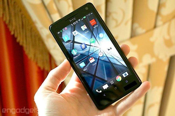 Прототип HTC One (M7)