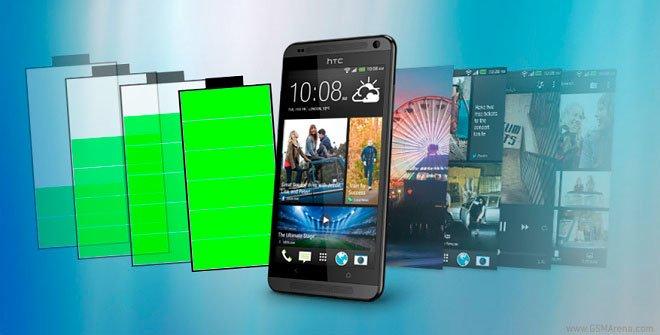 HTC Desire 700 Dual SIM — время работы аккумулятора