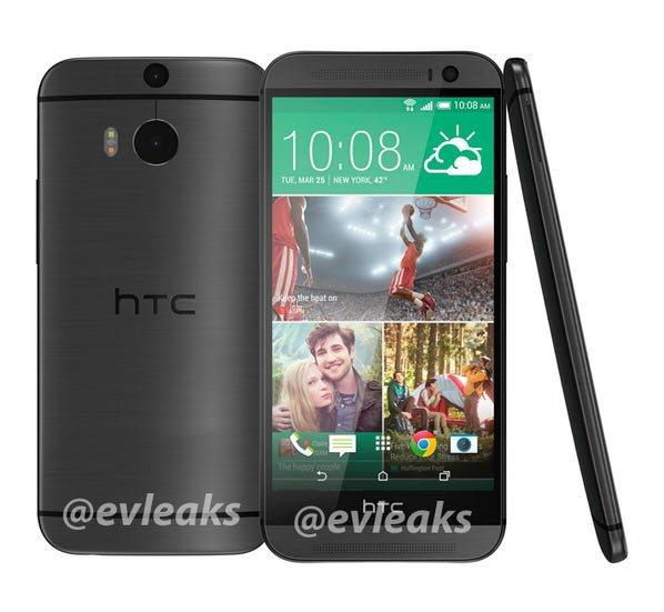 HTC One 2 (2014)