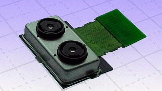 Камера с двумя сенсорами для HTC One 2014