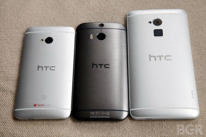 В HTC приступили к интеграции новой прошивки с Sense 6 в устройства серии One