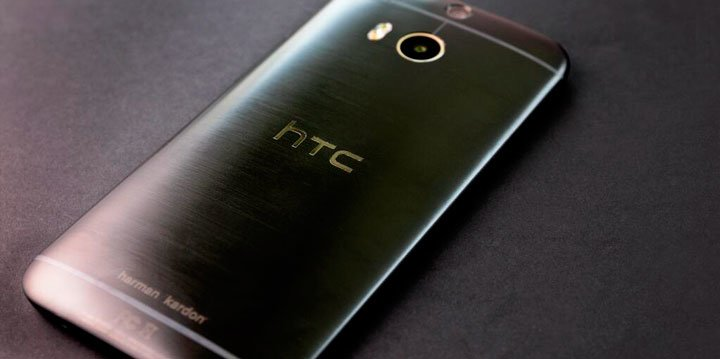 HTC One M8 Harman/Kardon Edition сзади