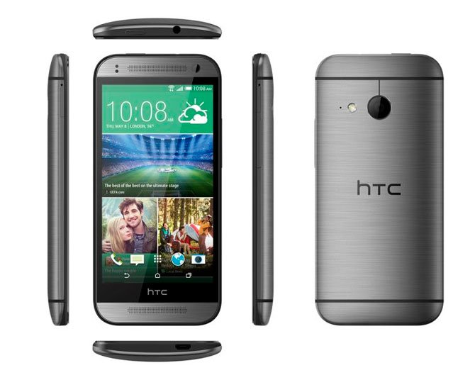 Серый HTC One mini 2