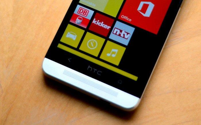 HTC выпустит смартфон W8 под управлением Windows Phone 8.1