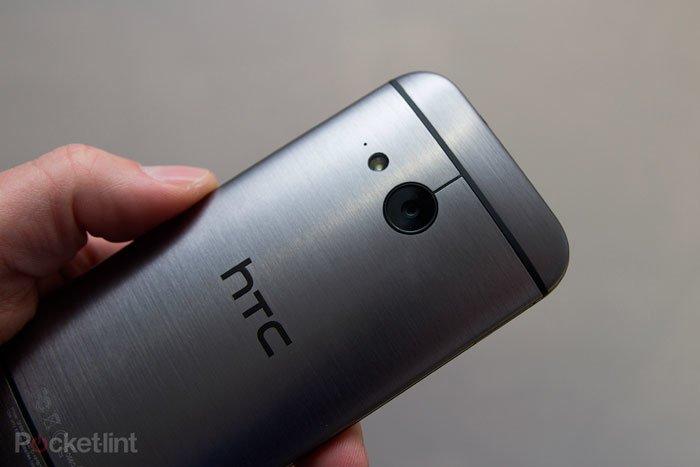 Камера HTC One mini 2