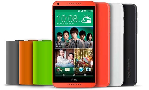 Аккумулятор и время работы HTC Desire 816