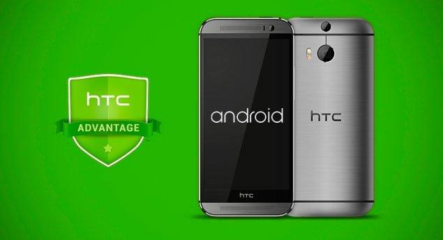 HTC Advantage обеспечит обновление HTC One до Android L