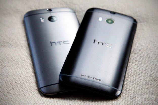 Два варианта HTC One M8