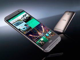 HTC One M8 обновился до Android 4.4.3