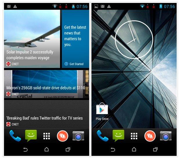 ПО в HTC Desire 310